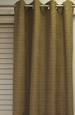 Aruba Eyelet Curtain Translucent