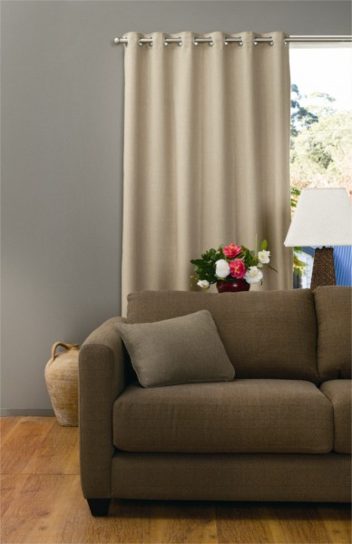 Broome Custom Eyelet Curtains - Block Out