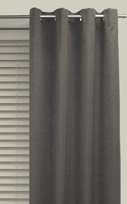 Hilton Eyelet Block Out Ready Made Curtains