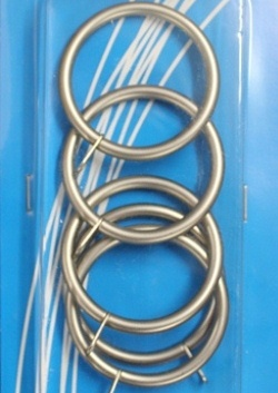 28mm Extra Curtain rings