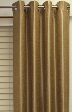 Tempo Eyelet Block Out Ready Made Curtains