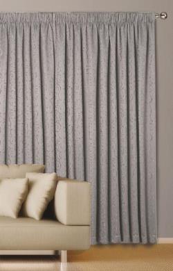 Abigail Pencil Pleat Curtains - Block Out