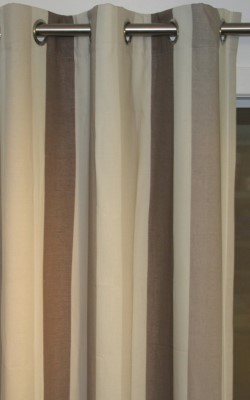 Belair Lined Eyelet Light Filtering Ready Made Curtains