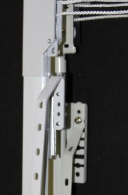 Custom Line Double Cord Drawn Curtain Tracks