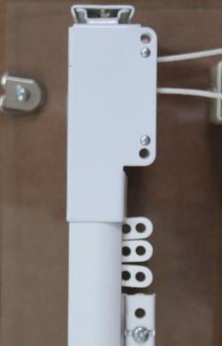 Custom Line Cord Drawn Curtain Track