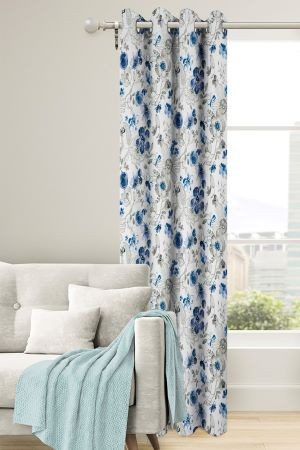 Glynis Eyelet Triple Weave Ready Made Curtains