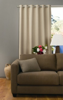 Harlow Eyelet Block Out Ready Made Curtains