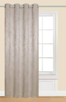 Shimmer Eyelet Triple Weave Ready Made Curtains