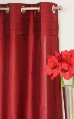 Shimmy Eyelet Light Filtering Ready Made Curtains