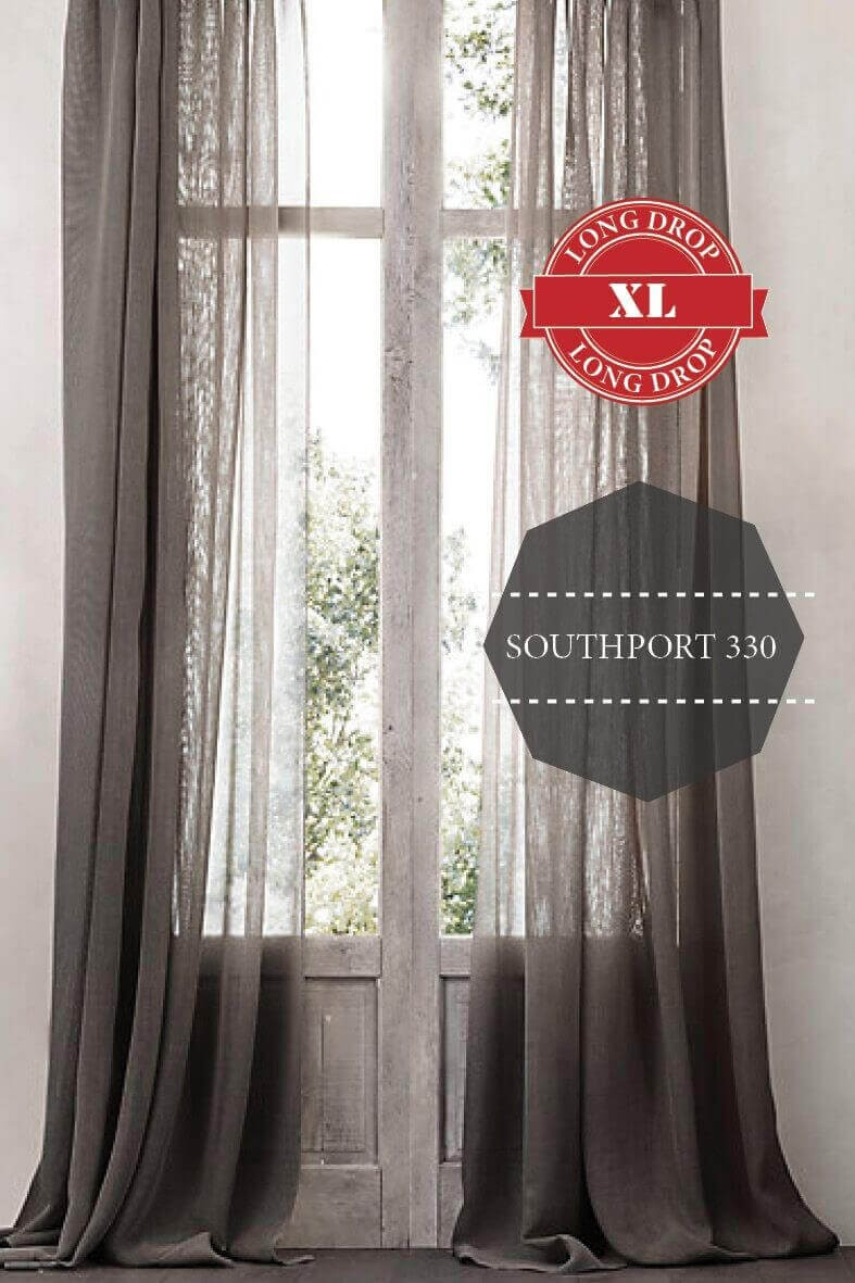 Southport 330 Textured Sheer