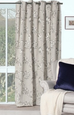 Trieste Eyelet Block Out Ready Made Curtains