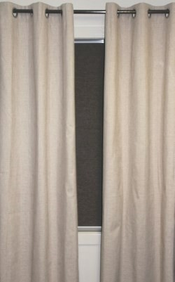 Urban Eyelets Block Out Ready Made Curtain Pairs