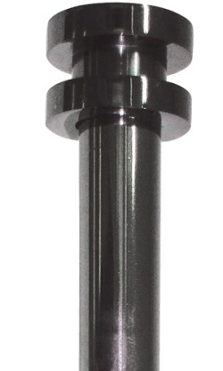 28mm Orbit Disc Nickel Black Rod