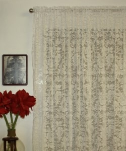 Angelina Lace Curtain