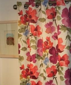 Elizabeth Eyelet Curtain Triple Weave