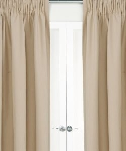 Kalahari Pencil Pleat Curtains - Block Out