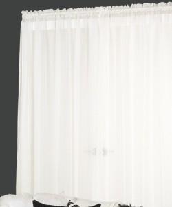 Tavener Sheer Curtain Rod Pocket