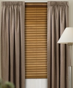 Escada Flower Pencil Pleat Curtains - Blockout