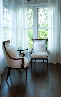 Custom Made Sheer Curtains from $99