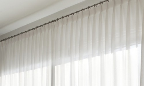 ... CUSTOM MADE SHEER CURTAINS FROM JUST $109 ...